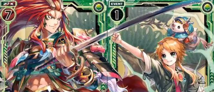 ゼクス第22弾「因果からの脱出」収録の「緑の世界の目玉カード」の紹介動画がゼクスチャンネルで公開!