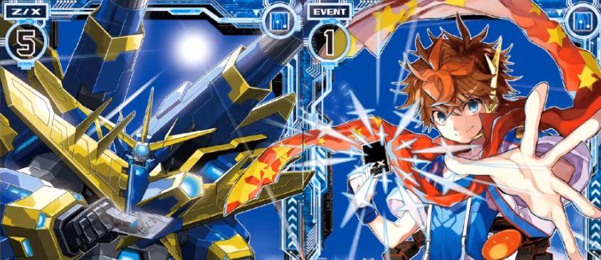 ゼクス第23弾「天魔神狂乱」の「青の世界の目玉カード」の紹介動画がゼクスチャンネルで公開!ローレンシウムと怜亜の絆リンクが公開!