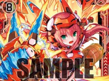 ゼクス第23弾「天魔神狂乱」のゼクスポイントキャンペーンPRカード&スリーブが公開!天魔神狂乱のZ/XR(ゼクスレア)をプロモ版で入手可能!