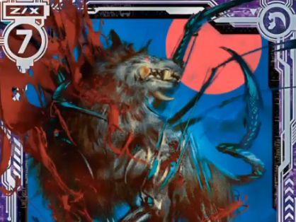 ゼクス第23弾「天魔神狂乱」の「黒の世界の目玉カード」の紹介動画がゼクスチャンネルで公開!プレデターのSR「四凶星 蟲毒のヘルシャー」などが公開!