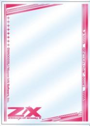 限定特殊ローダー(ピンク箔バージョン)ゼクス第25弾「明日に輝く絆 初回限定セット封入)