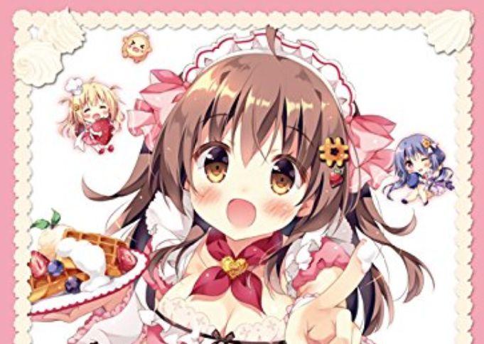 キャラクタースリーブ「ふわふわっふる!」がEXパック12弾「E☆2」と同時発売!ぱん先生が描く美麗イラストのキャラスリ!