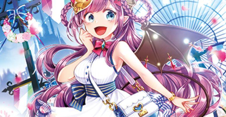 ねぎ先生が描く、お忍び小旅行アグリィ(EXパック17弾「サマーステージ!!」収録)のカードイラストが公開!