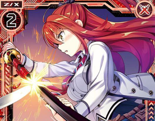 誇り高いムラマサ(レア:EX18弾 Code reunion)が公開!プレイヤーが「シュリ」ならスクエア登場時の【自】能力を得るマイスター&リユニオンのゼクス!