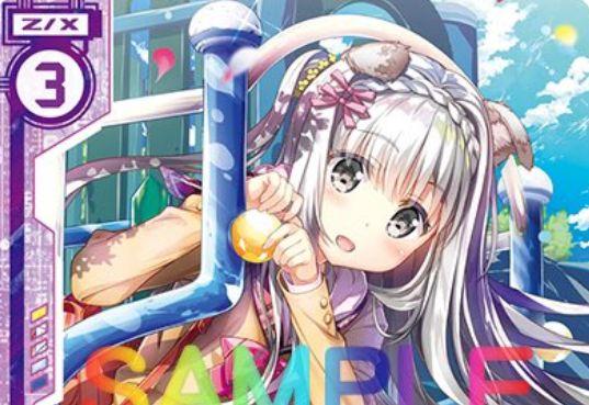 みみっこデイズ マカロン(書籍「Sweet My Dolce」付録PRカード)が公開!藤真拓哉先生オリジナル画集の付録プロモゼクス!