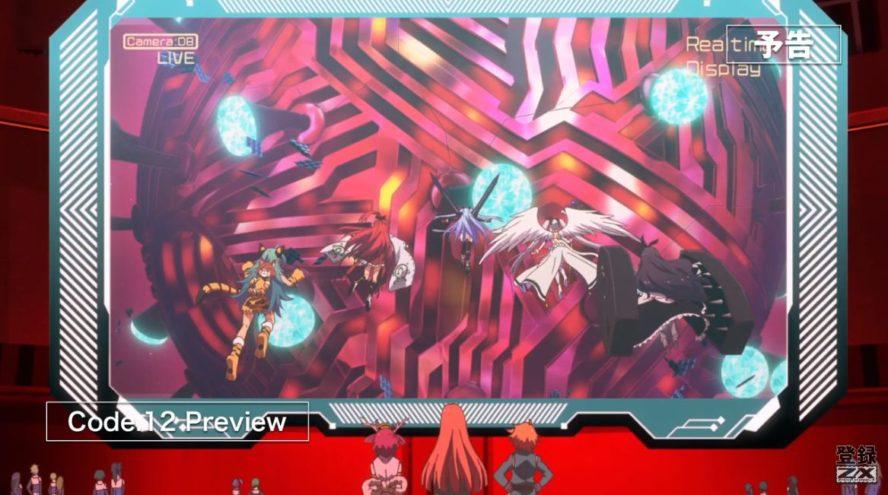 【Z/Xアニメ】第12話「コード リユニオン」の予告PV動画がYouTube「Z/X Channel」にて公開!