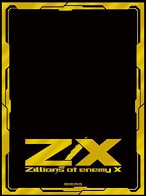 エンジョイゴールド(Z/Xのカード裏面をそのまま再現したスリーブ)