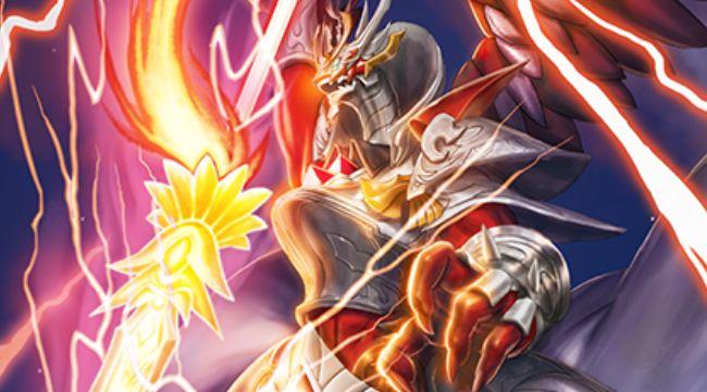 丸山類先生が描く、ロードクリムゾンのイデアライズ(EXパック21弾「もえドラ」収録)のカードイラストが公開!