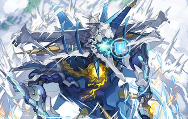 葉稲兼先生が描く、ヘリカルフォート(EXパック21弾「もえドラ」収録)のカードイラストが公開!