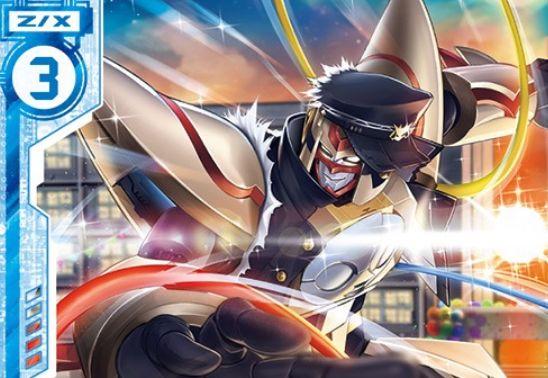 無頼番長ショーワ3(レア:EX21弾 もえドラ)が公開!自ターン1回の【起】能力を持つコスト3メタルフォートレス!
