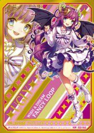 アグリィP:EXパック22弾「ドリームステージ!!」収録IGR