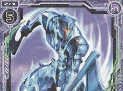 黒剣兵 かち割るグリエタ(ノーマル:第34弾 夢幻イデアドライブ)が公開!エヴォルシード能力を持つ黒剣(ノスフェラトゥ/トーチャーズ)のゼクス!
