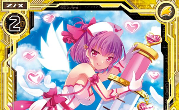 快癒の輝聖 クーレ(レア:EX24弾 ジェネレーションX)が公開!ヴォイドブリンガーと【自】を持つ、輝聖(エンジェル/ガーディアン)のゼクス!