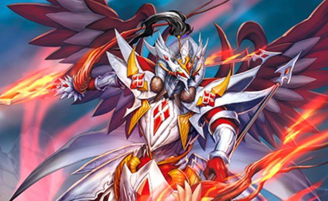 丸山類先生が描く、勇戦の双紅槍 ロードクリムゾン(EXパック25弾「ミラクル!オール☆ゼクスターズ」収録)のカードイラストが公開!