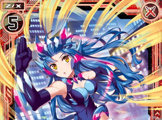 疾駆転身 ラッシュ(レア:EX24弾 ジェネレーションX)が公開!インストールと【起】を持つ転身(マイスター/ギガンティック)のゼクス!