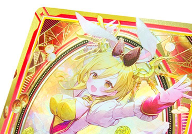 ニノ(シークレット:EX27弾 ドラゴンカジノへようこそ!)のカードの一部が公開!Z/X初となる「プレミア立体箔」のホロ加工を採用した超美麗プレイヤーカード!封入率は?