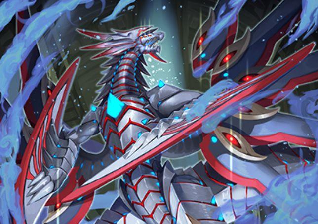 工画堂スタジオのYUKI先生が描く、リバース・アルター レルムレイザー(EXパック27弾「ドラゴンカジノへようこそ!」収録)のカードイラストが公開!