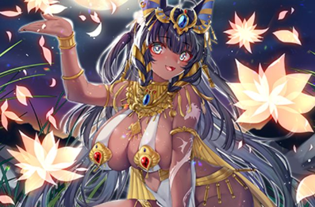 Xin&obiwan先生が描く、竜舞の陶酔 祈獣アナト(EXパック27弾「ドラゴンカジノへようこそ!」収録)のカードイラストが公開!